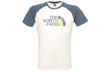 The North Face Men's S/S Premium Dome Tee conquer blue